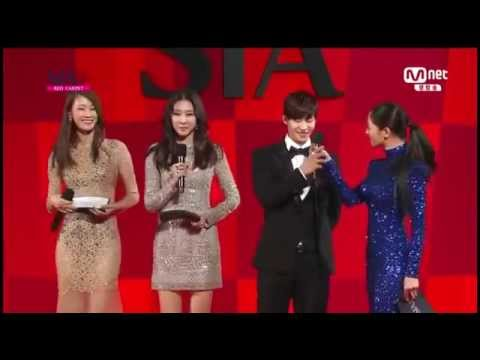 [141028] SIA 레드카펫 송재림  Red Carpet SONG JAE RIM