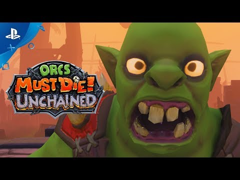 Orcs Must Die! Unchained Video Screenshot 4
