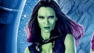 The Untold Truth Of Gamora