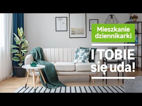 Mieszkanie dziennikarki (wideo)