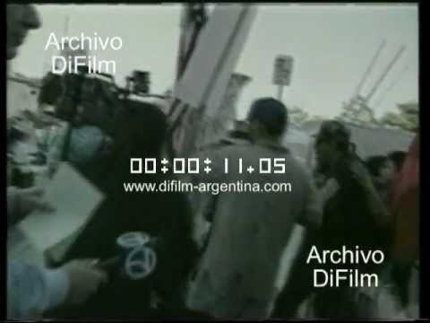 DiFilm - Incidentes En Los Angeles Por Derechos Inmigracion (1996) - Smashpipe News