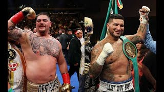 HIGHLIGHTS ANDY RUIZ JR VS CHRIS ARREOLA KNOCKOUTS COMPARISON || HD