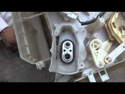 2009 New Air Conditioner Evaporator System Cleaner