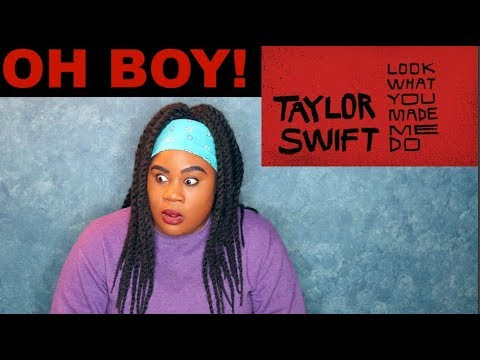 Taylor Swift - Look What You Made Me Do |REACTION|