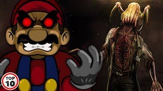 Top 10 Creepy Video Game Easter Eggs