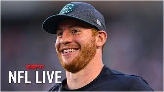 Carson Wentz can have an MVP season in 2019 - John Fox | NFL Live