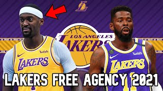 Top 5 UNDERRATED Free Agents the Los Angeles Lakers Could Target for CHEAP! Lakers Free Agency 2021