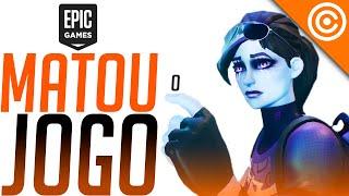 Epic Games MENTIU e ACABOU com o Fortnite Salve o Mundo