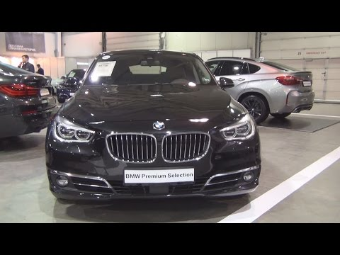 BMW 530d xDrive Gran Turismo Luxury (2015) Exterior and Interior in 3D