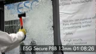 Just how tough is Security Glass?