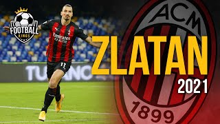 Zlatan Ibrahimovic - Legendary Skills & Goals   2021 HD
