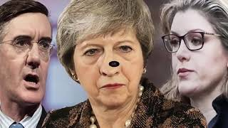 BREXIT PLOT  Mourdant 'working with Rees Mogg' to halt May 'switching to SOFT BREXIT