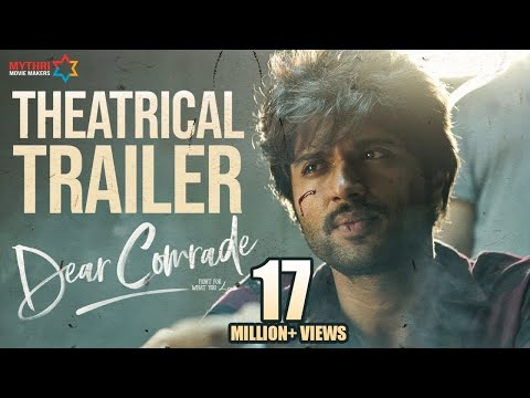 Dear Comrade Movie  Theatrical Trailer