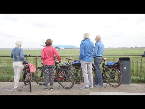 Rondje Schiphol op de fiets