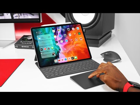 video 2020 Apple iPad Pro 11 inch Display Screen Tablet WiFi 128G Apple