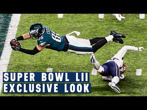 Super Bowl LII Like You Have Never Seen it Before | Eagles vs. Patriots | NFL Films Presents