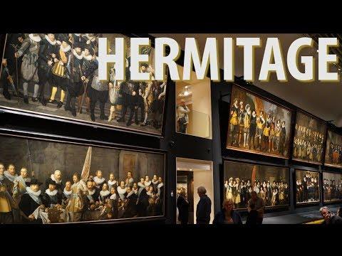 Hermitage Amsterdam Museum- Sister to St. Petersburg photo