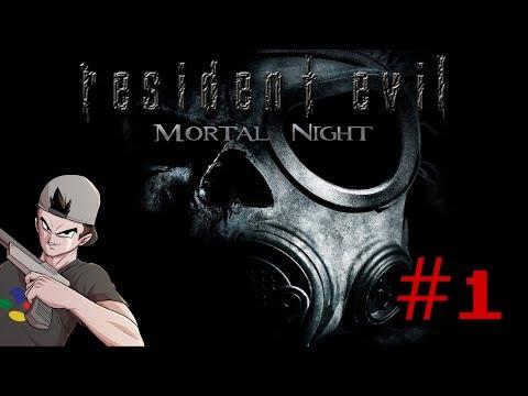 Empezamos nuevo mod de RE2!! || Resident Evil Mortal Night #1