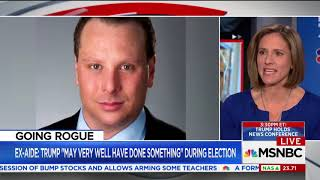 Mimi Rocah   MSNBC TV News 3 6 2018 MSNBC Live with Katy Tur