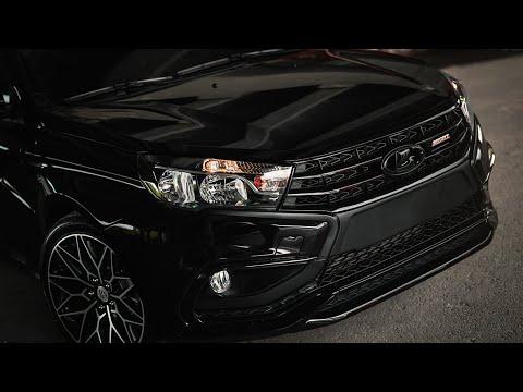 Lada Vesta SPORT - обмылок из салона! За что мы платим 1 200 000?!