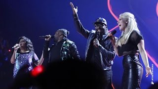 will.i.am, Anja and ZK sing Where Is The Love?   The Voice Australia 2014