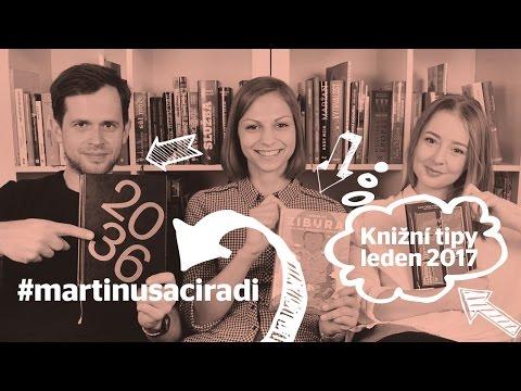 Lednové knižní tipy: Zibura, Sedláček, Strout, knižní obálky a tak dále :-) #martinusaciradi