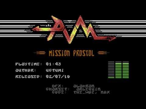 Uctumi - Mission prostol (C64 SID)