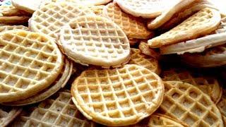 100 Eggo Waffle Challenge