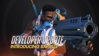 Developer Update | Introducing Baptiste | Overwatch (EU)