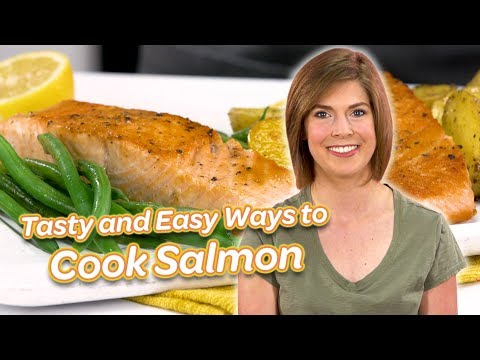 Tasty and Easy Ways to Cook Salmon | Dish with Julia | Allrecipes.com