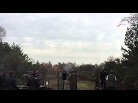 Slow Motion Group Clay Shooting