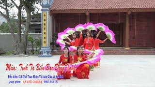 TINH TA BIỂN BẠC ĐỒNG XANH HAY NHẤT_ CLB Thôn Giữa, An Bình, Thuận Thành, Bắc Ninh