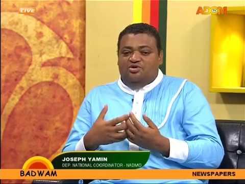 Badwam Mpensenpensenmu on Adom TV (24-10-16)