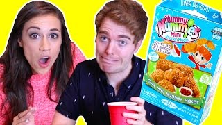 Yummy Nummies Chicken Nuggets w/ Shane Dawson