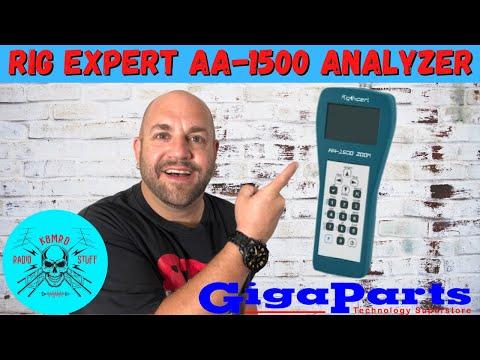 Gear Review | RigExpert AA-1500 ZOOM ANALYZER