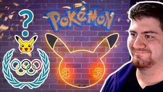 PLANS FOR POKEMON 25? - 25 Years of Memories   #Pokemon25 Reaction & Predictions