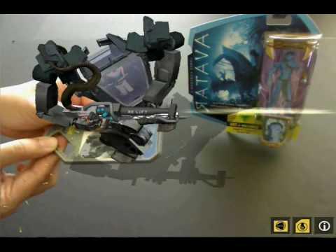 Avatar iTag Demo - Sureshot Redemption