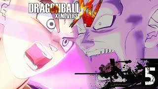 DRAGON BALL XENOVERSE-🐲CAMBIO DE CUERPO😱(SAGA NAMEK)🐲#5