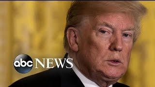 Trump praises Michael Cohen on Twitter