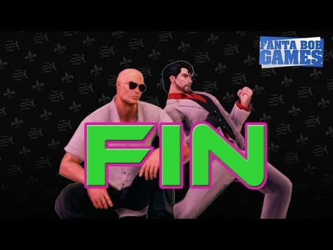 fanta et bob dans saints row 3 - ep. final