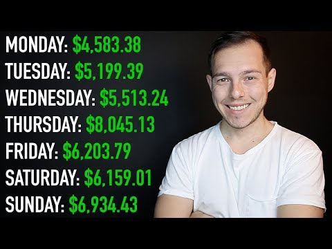 How I Make $45,000 Per Week photo