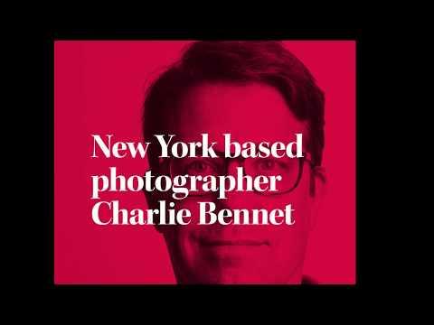 GastroSummit 3-4 Sep, 2019: Charlie Bennet