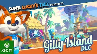 Lucky sets off for Gilly Island