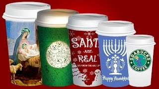 The new Starbucks Holiday Cups look awful (YIAY #294)