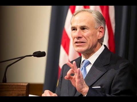 WATCH LIVE: Gov. Abbott on re-opening Texas