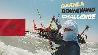 Dakhla Downwind Challenge 2019 by Antoine Auriol
