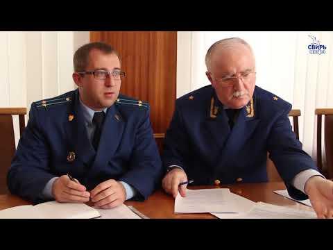 Первый заместитель прокурора Ленинградской области Магомед Дибиров провел личный прием граждан