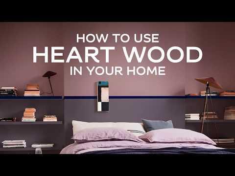 Hvordan kan du bruke HeartWood i ditt hjem