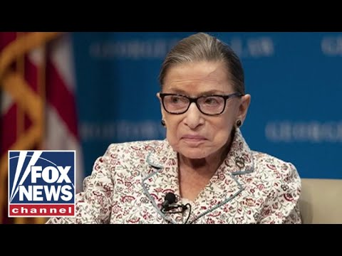 Bret Baier on the legacy of Ruth Bader Ginsburg: She was an inspiration