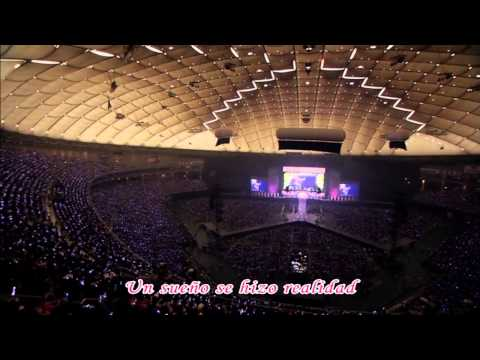 02 CSJH The Grace - My Everything + One More Change Live SMTown in Tokyo '12 Sub Español